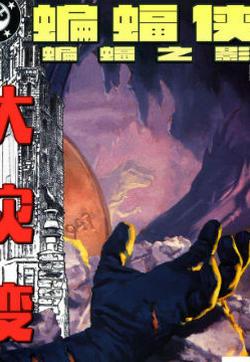 蝙蝠侠:蝙蝠之影的封面图