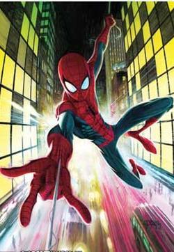 友好邻居蜘蛛侠V2的封面图