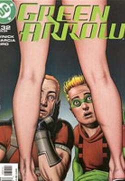 绿箭侠v3的封面图