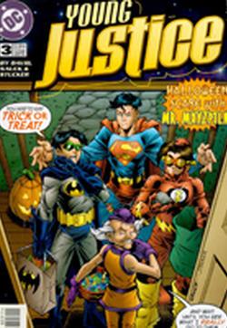 少年正义联盟1998的封面图