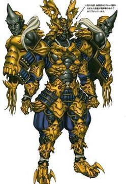 超级战队怪人的封面图