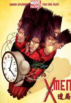 X战警:遗局v2的封面图