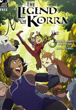 科拉传奇之走失的宠物的封面图