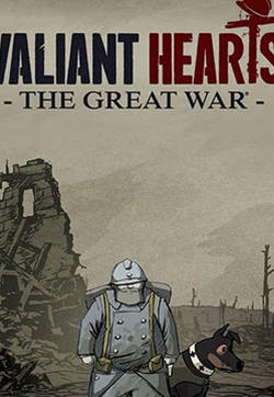 勇敢的心:伟大战争 官方连环画的封面图