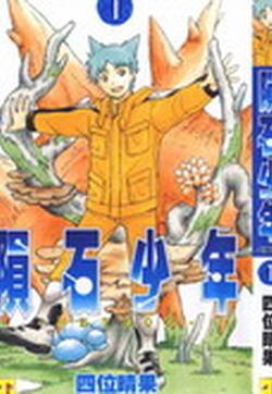 陨石少年的封面图