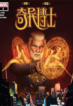 奇异博士:终局的封面图