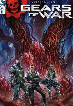 战争机器:蜂巢破坏者的封面图