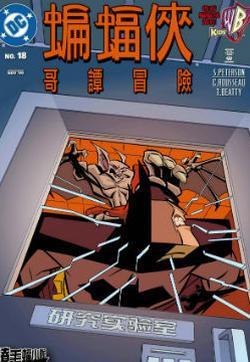 蝙蝠侠:哥谭冒险的封面图
