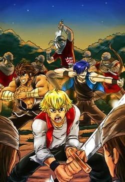 英雄大作战起源的封面图
