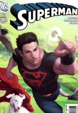 超人v1的封面图