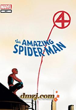 神奇蜘蛛侠的封面图