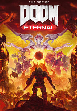 The Art of DOOM Eternal的封面图