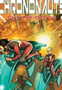 时空航行员-未来冲击的封面图