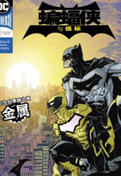 蝙蝠侠与信标的封面图