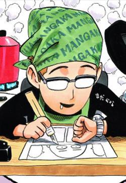 漫画家夜宵研究所的封面图