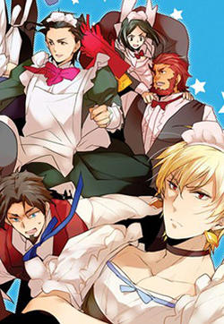 Fate zero:女仆战争的封面图