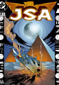 JSA v1的封面图