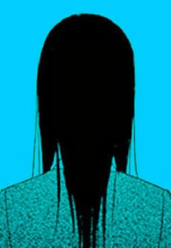 黑衣女的封面图