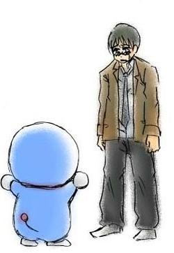 哆啦A梦没有缝隙的抽屉的封面图