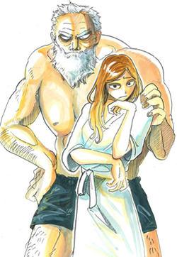 白胡子和大奶子的封面图