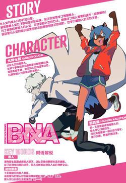 BNA的封面图