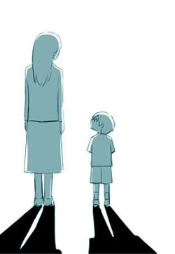 無能的孩子漫畫封面