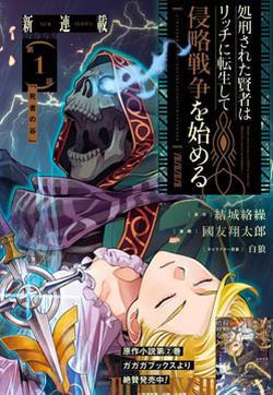 处刑贤者化身不死之王展开侵略战争的封面图