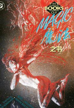 魔法之书的封面图