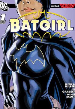 蝙蝠女V3的封面图