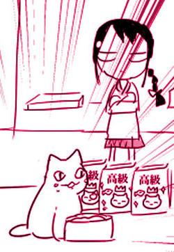 杀手少女与猫的封面图