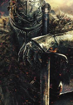 《黑暗之魂2》设定集漫画封面