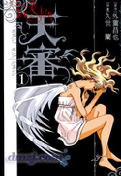 天审~WORLD WAR ANGEL~的封面