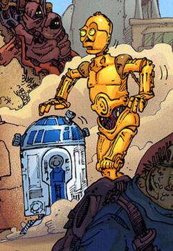 星球大战:废品堆英雄的封面图