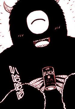 来到黑工厂的黑色新人的封面