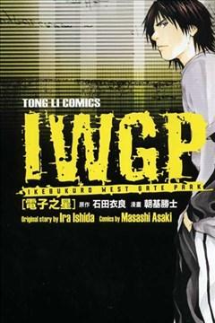 IWGP电子之星封面