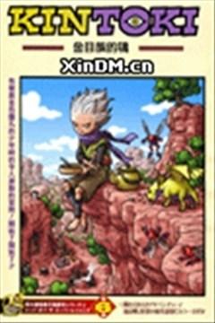 金目族的鸨/KINTOKI的封面图