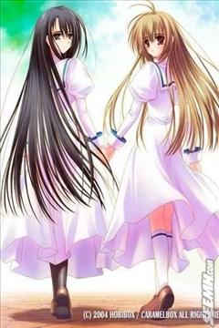 少女爱上姐姐的封面图