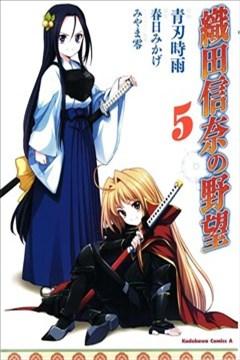 织田信奈的野望的封面图
