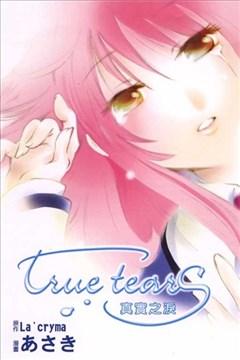 true tears真实之泪封面