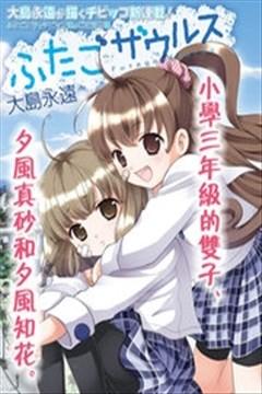 双子日记的封面图