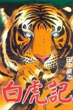 白虎记的封面图