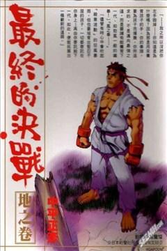 最终的决战(街头霸王3 隆的最终之战)的封面图