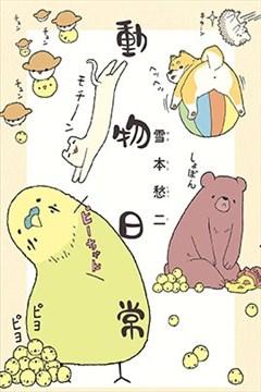 动物日常的封面图