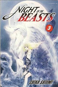 妖兽之夜的封面图