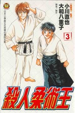 杀人柔术王的封面图
