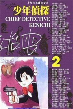 少年侦探的封面图