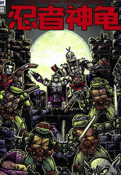 忍者神龟:美高变种大混乱的封面图
