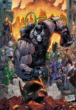 蝙蝠侠v3的封面图