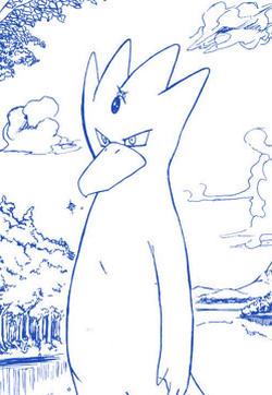 toufu宝可梦漫画集的封面