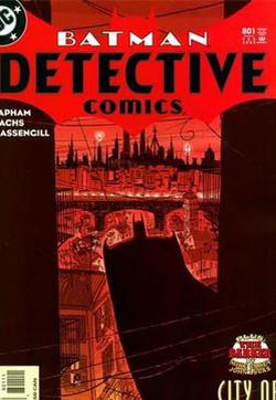 侦探漫画的封面图